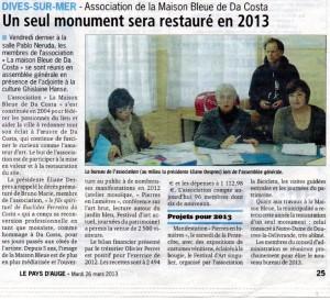 La presse parle de la Maison Bleue of-20131-300x273